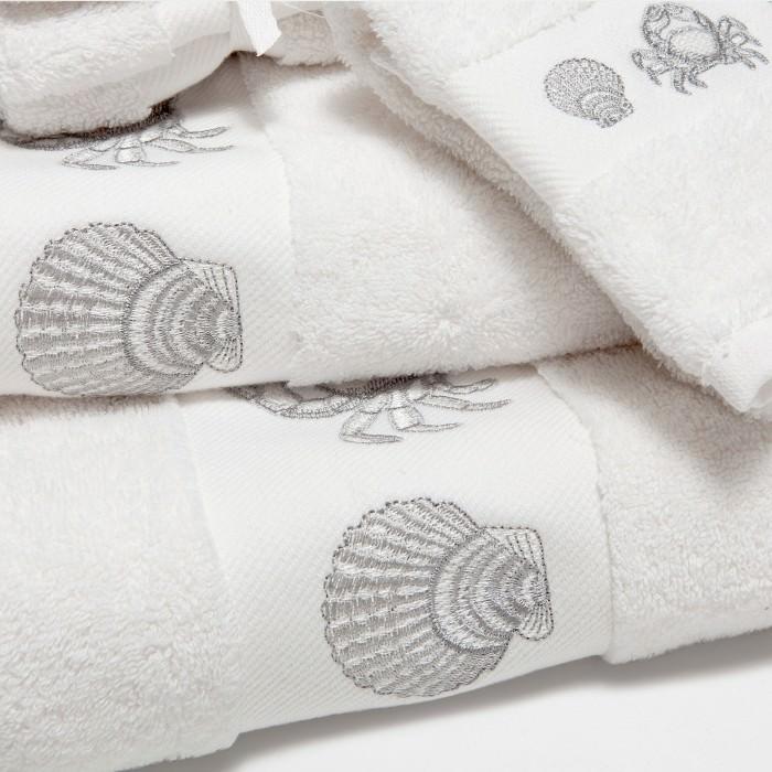 Дизайн машинной вышивки Ракушка
