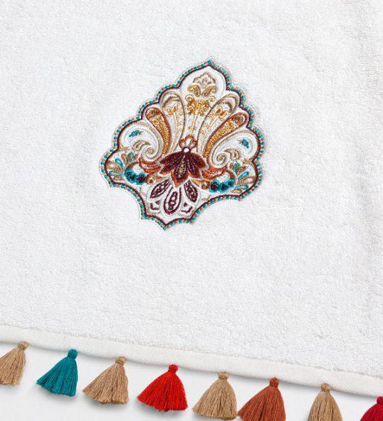 Бесплатный Дизайн машинной вышивки Индийский декор