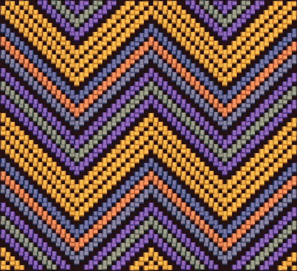 Дизайн для машинной вышивки Прекрасный барджелло