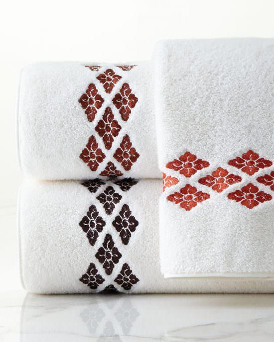Дизайн машинной вышивки - Узор для полотенец