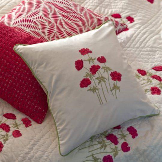 Дизайн машинной вышивки Анемоны