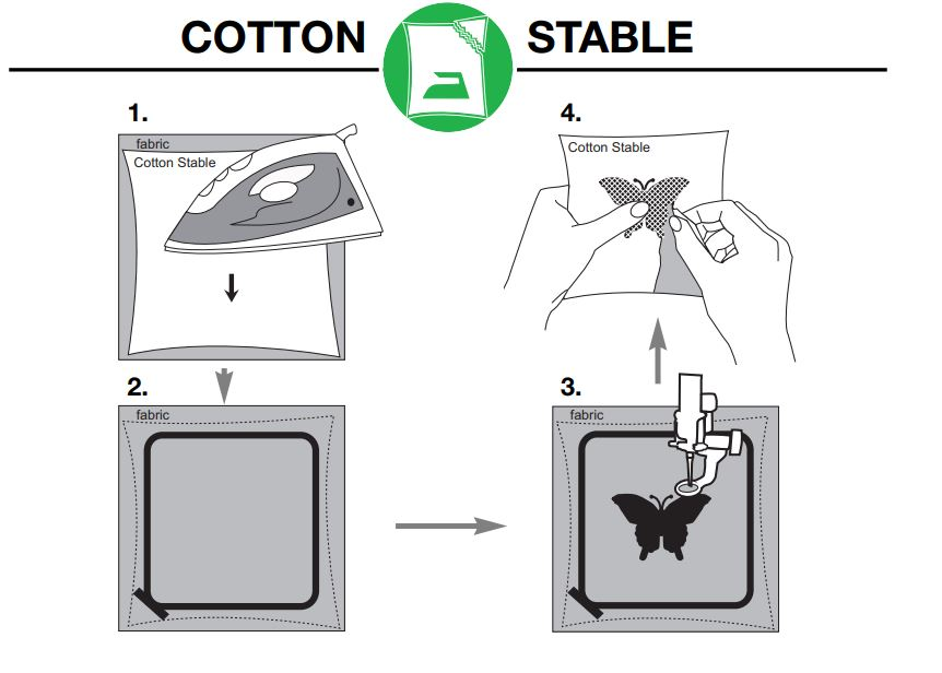 Stabilizer Avalon Cotton Stable
