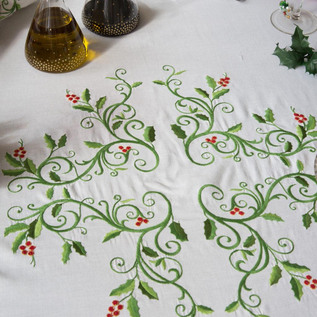 Как предотвратить стягивание ткани в машинной вышивке