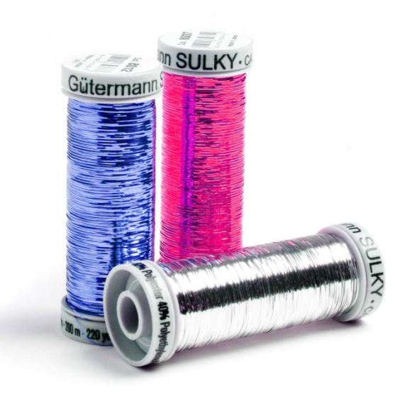 Как выбрать нитки для машинной вышивки. Часть 1