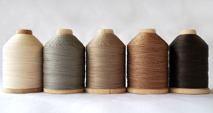 Хлопковые нитки для вышивальной машины