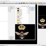 Изменения цвета дизайна с помощью My editor от Wings XP