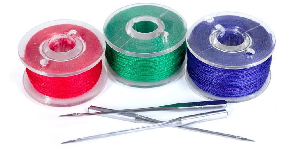 Иголки для машинной вышивки